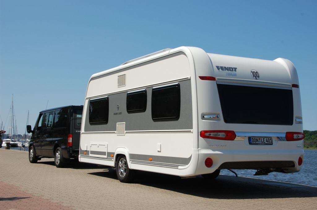 Test Fendt Brilliant 465 SFB: Camping de luxe bei jedem Wetter und rund ums Jahr