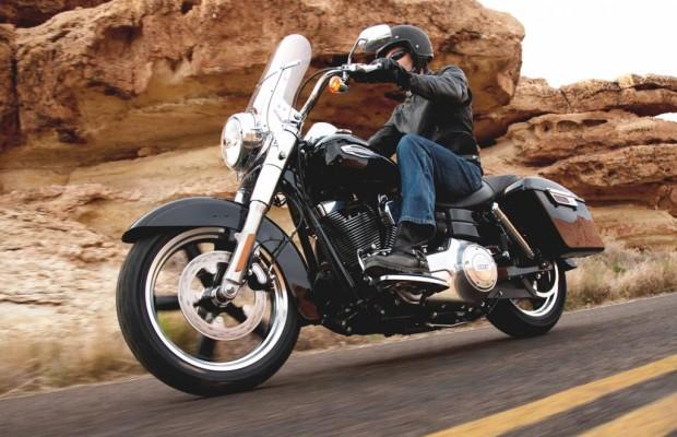 Test: Harley-Davidson Dyna FL Switchback - Zwischen zwei Welten