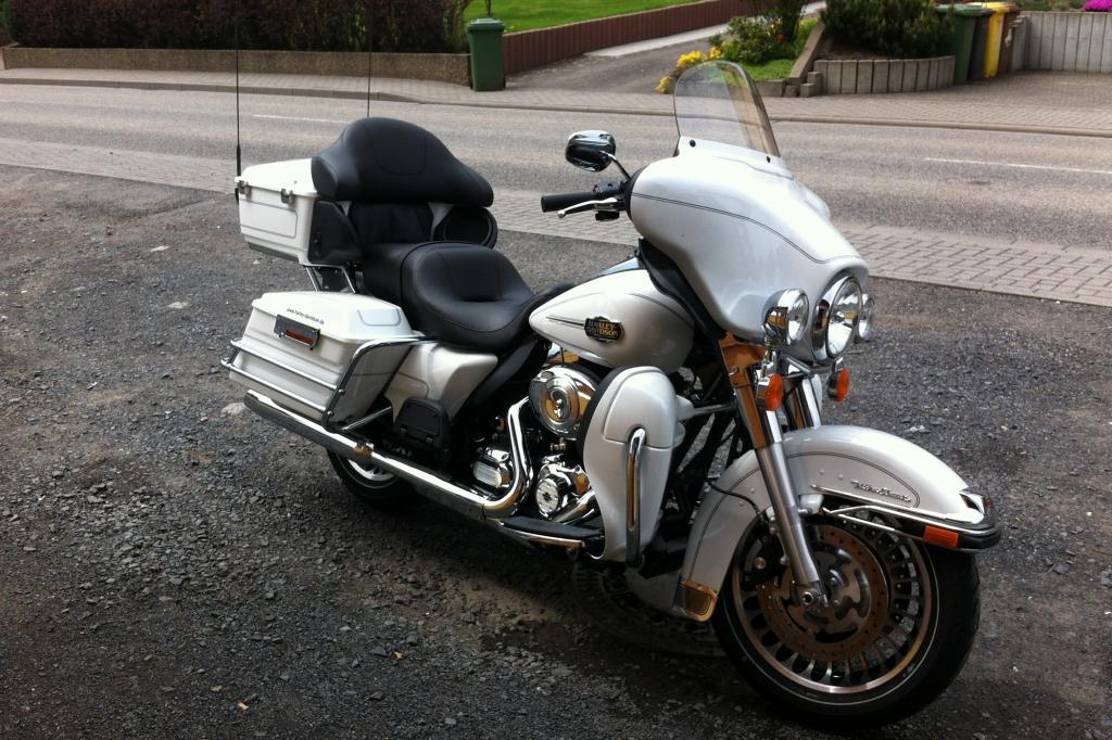 Test: Harley-Davidson Electra Glide Classic - Wuchtige Wellness