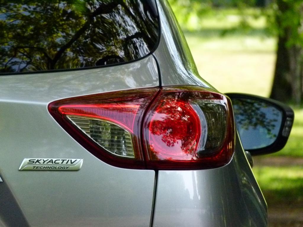 Test Mazda CX-5 Skyactive: Ein himmelweiter Unterschied