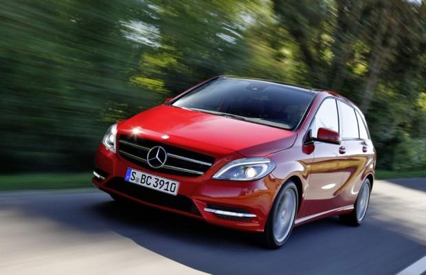 Test: Mercedes B 200 CDI - Verjüngungskur