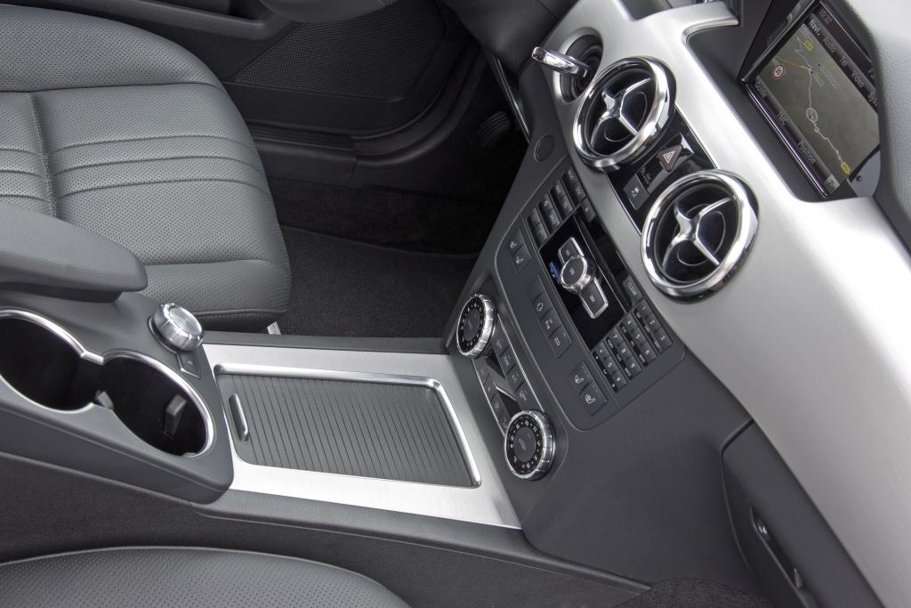 Test Mercedes GLK -  Das Gefühl von Offroad-Abenteuer