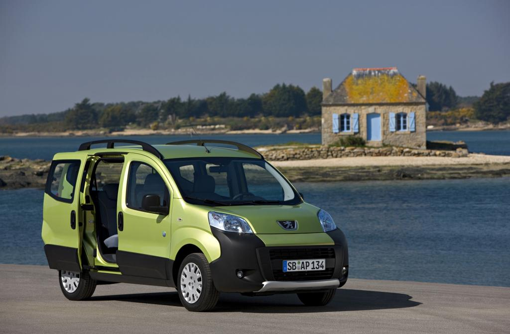 Test: Peugeot Bipper Tepee Outdoor - Stadtauto für Naturburschen