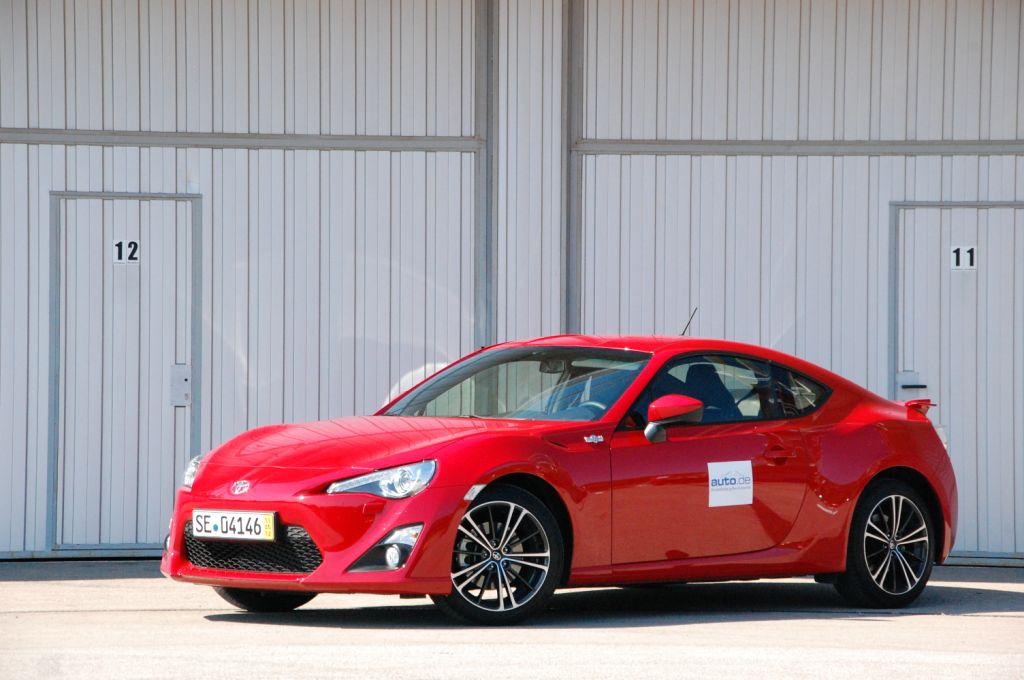 Test Toyota GT 86 - Ritt auf der Samurai-Klinge