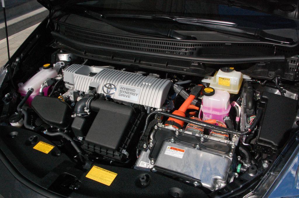 Test Toyota Prius+ - Der warscheinlich größte Hybrid Van der Welt