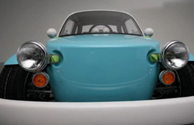 Toyota-Camatte: Auto mit Spielzeug-Charakter