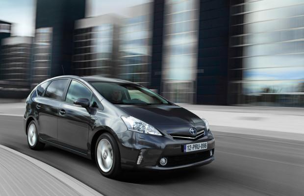 Toyota Prius+ ab 16. Juni beim Händler