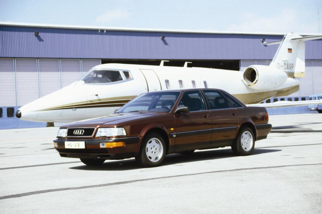 Tradition: 30 Jahre Audi 100 (C3) - Gegenwind für die gehobene Mittelklasse