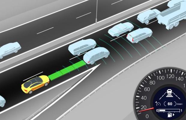 Unfallrisiko sinkt durch Assistenz-Systeme drastisch