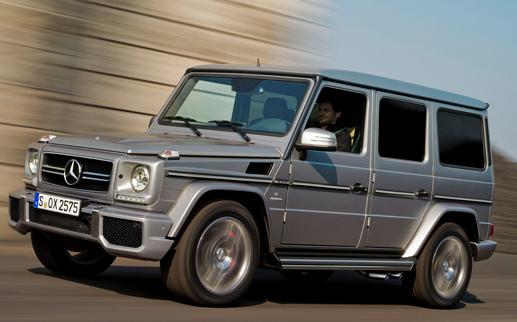 Video Mercedes-Benz G 63 AMG - Modellpflege zum Jubiläum