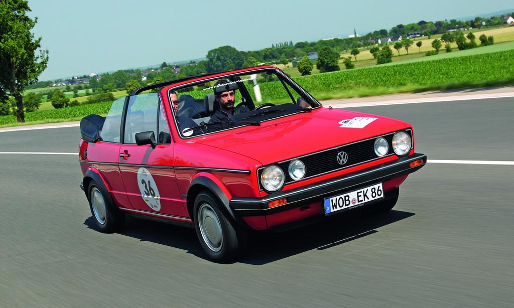 Volkswagen schickt acht Autos zur
