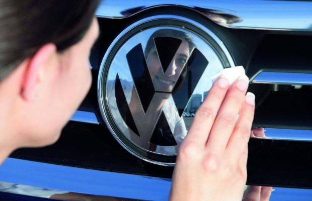Volkswagen setzt 9,3 Prozent mehr Pkw ab