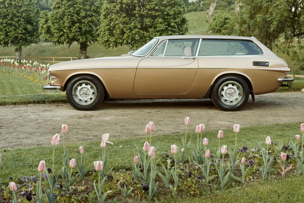 Volvo 1800 ES Jahr 1972