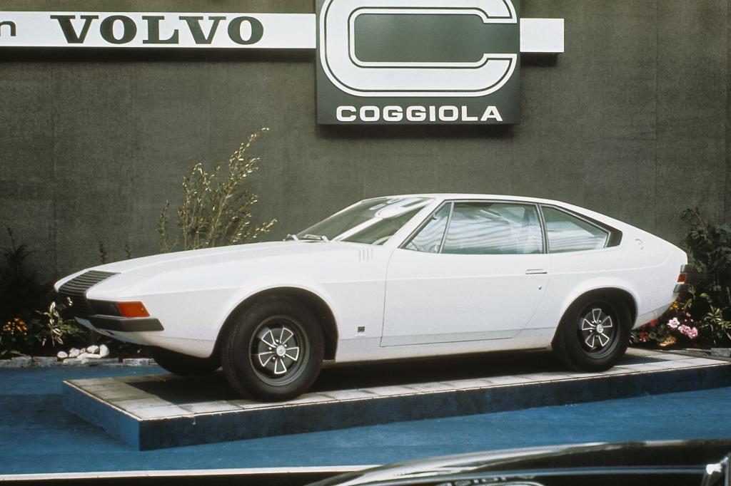 Volvo 1800 ESC Viking Designstudie von Coggiola Paris Motor Show 1971