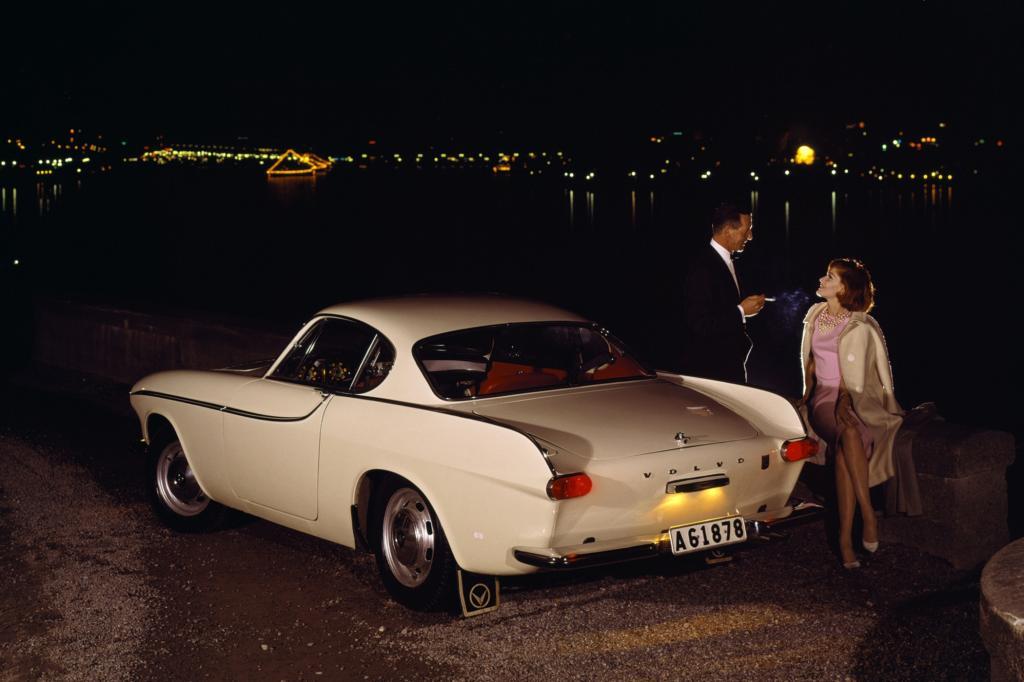 Volvo P 1800 ab 1960
