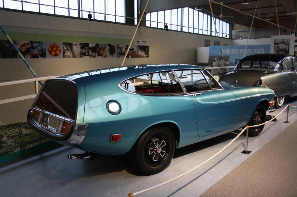Volvo Raketen Designstudie von Frua 1967