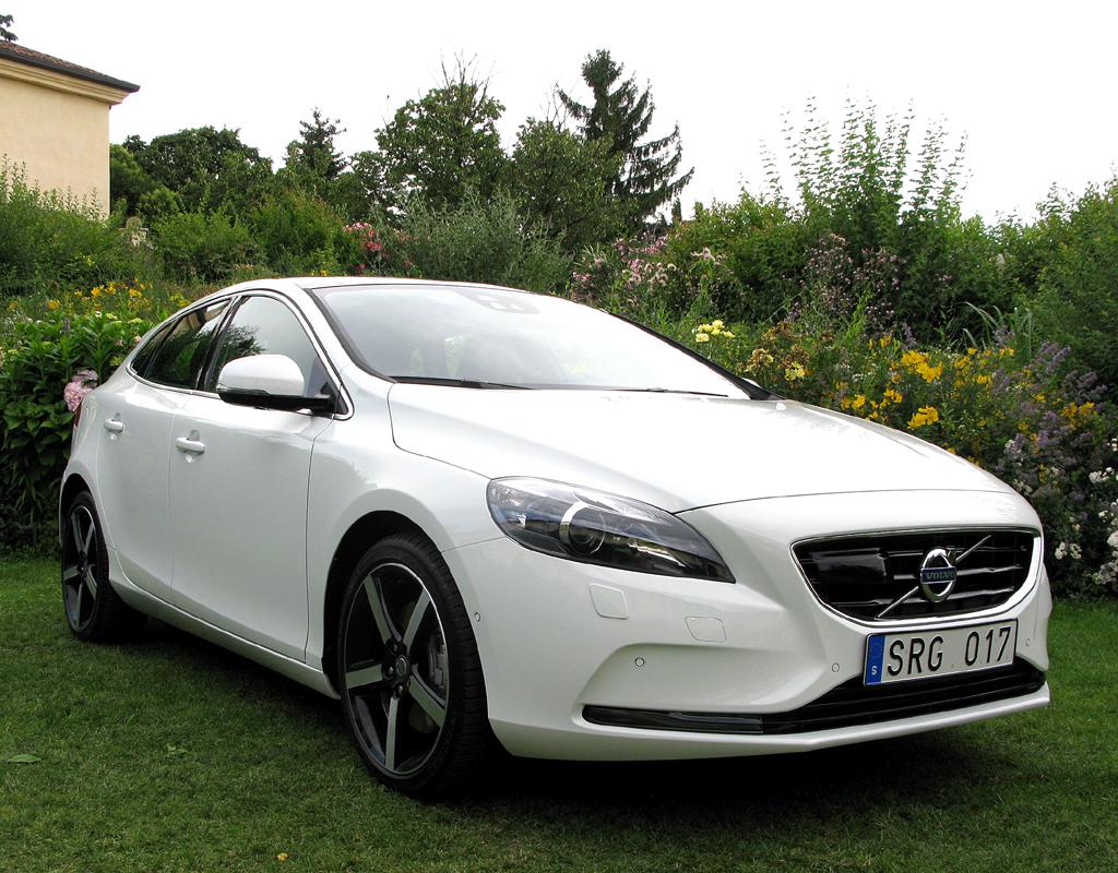 Volvos V40 ist nach mehreren Jahren wiederbelebt worden.