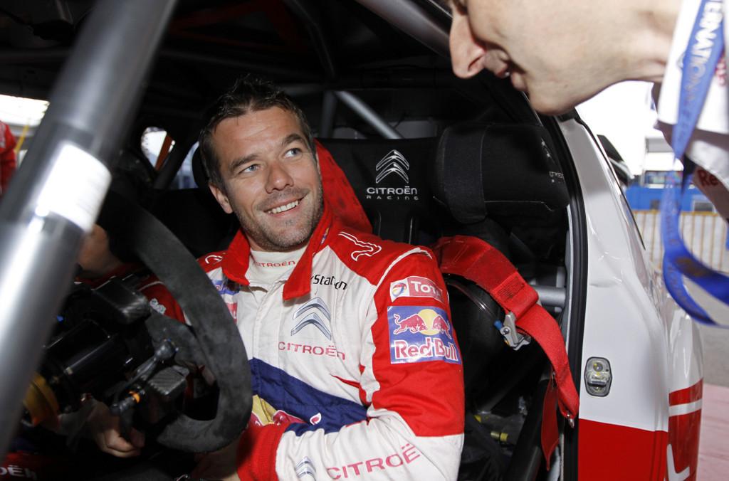 WRC 2012: Erneuter Doppelsieg für Citroen