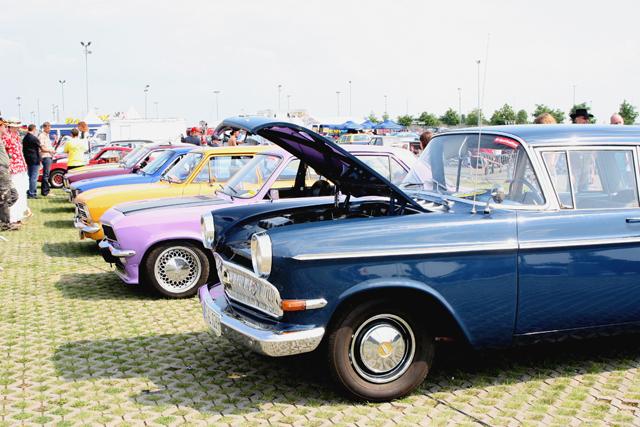 Weltgrößtes Opel-Treffen mit vielen Programmhöhepunkten