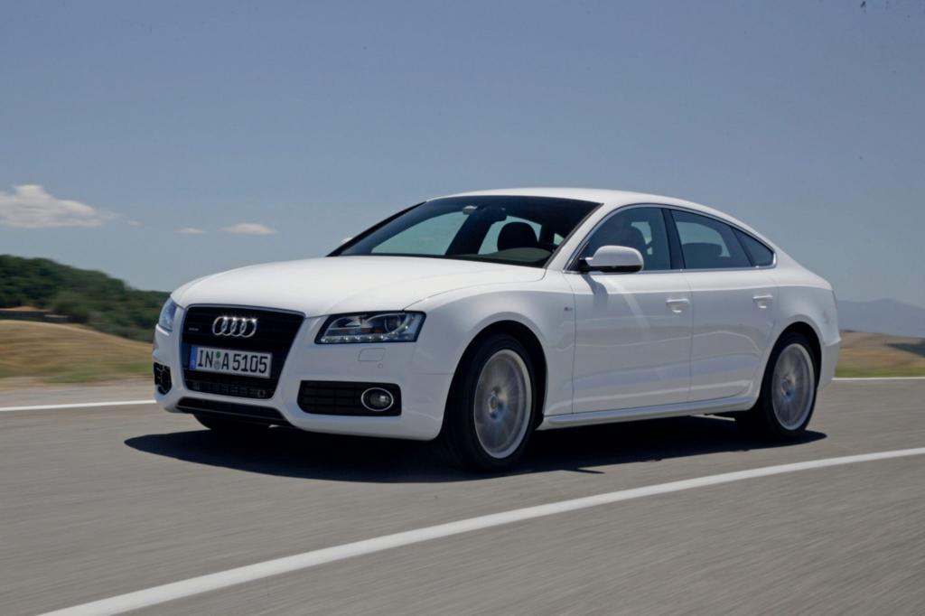 Wer einen Audi A4 zu profan findet, kann seit 2007 auf die Coupé-Variante A5 zurückgreifen