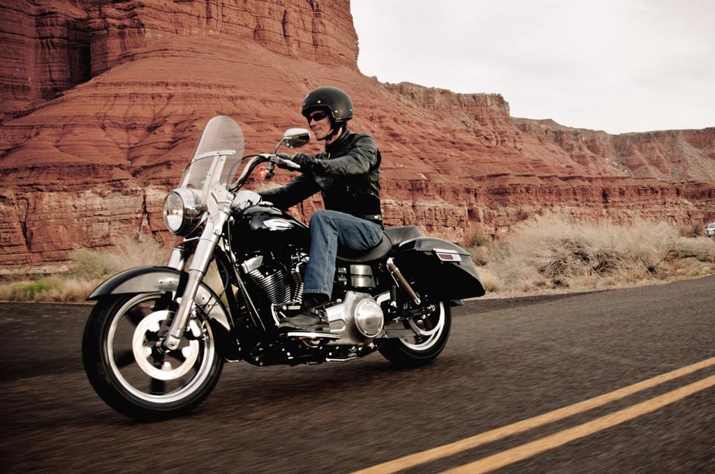 Wer sich eine Harley-Davidson zulegt, will die Straße riechen und schmecken und gleichzeitig ein Statement abgeben