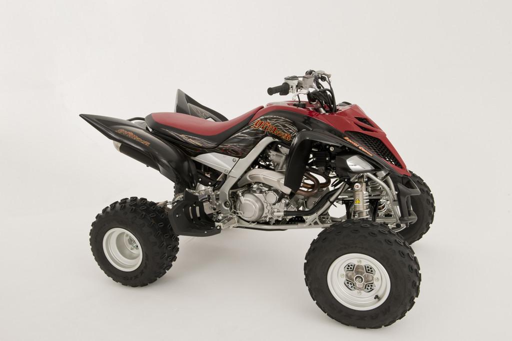 Yamaha YFM 700 R mit etlichen Änderungen