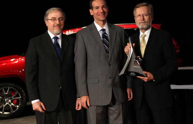 ZF erhält Supplier Awards von Chrysler und Ford