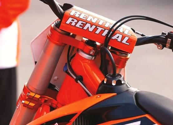 Zupin Lenkerverkleidung Renthal Fatbar Team Issue Pads