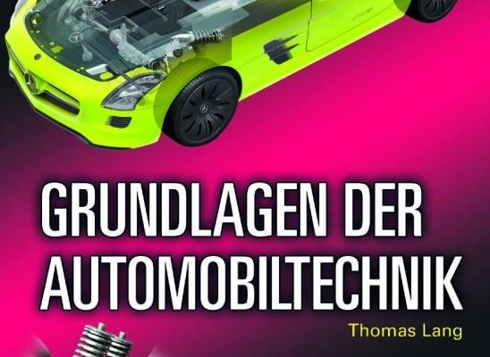 auto.de-Buchtipp: Grundlagen der Automobiltechnik