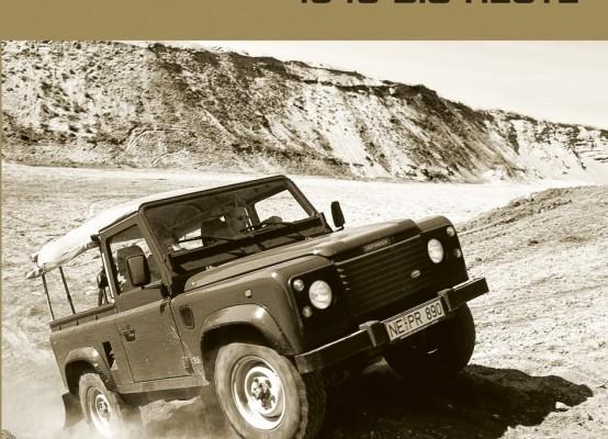 auto.de-Buchtipp: Land Rover – 1948 bis heute
