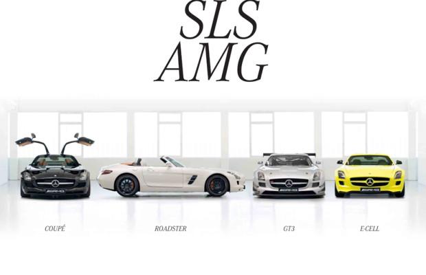 auto.de-Buchtipp: Mercedes-Benz SLS AMG
