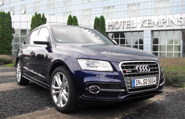 'S geht auch bulliger: Audi legt 2013 in Q5-Baureihe mit neuem SQ5 nach