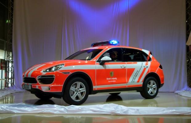 500.000ster Porsche läuft in Leipzig vom Band