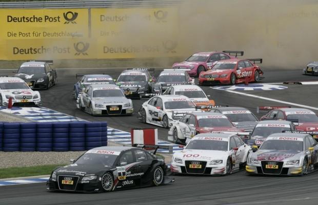 ADAC meldet vorsorglich Rennen auf dem Nürburgring an