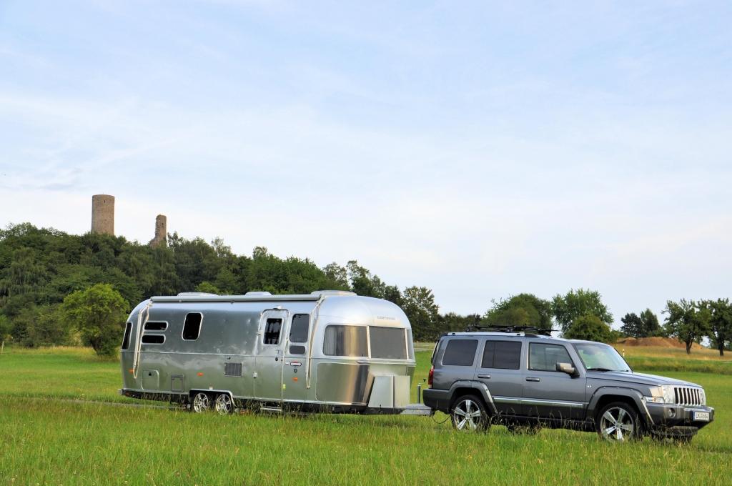 Airstream Caravan - Luxuriöse Wohnzigarre
