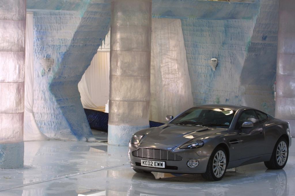 Aston Martin und Schloss Dyck Classic Days