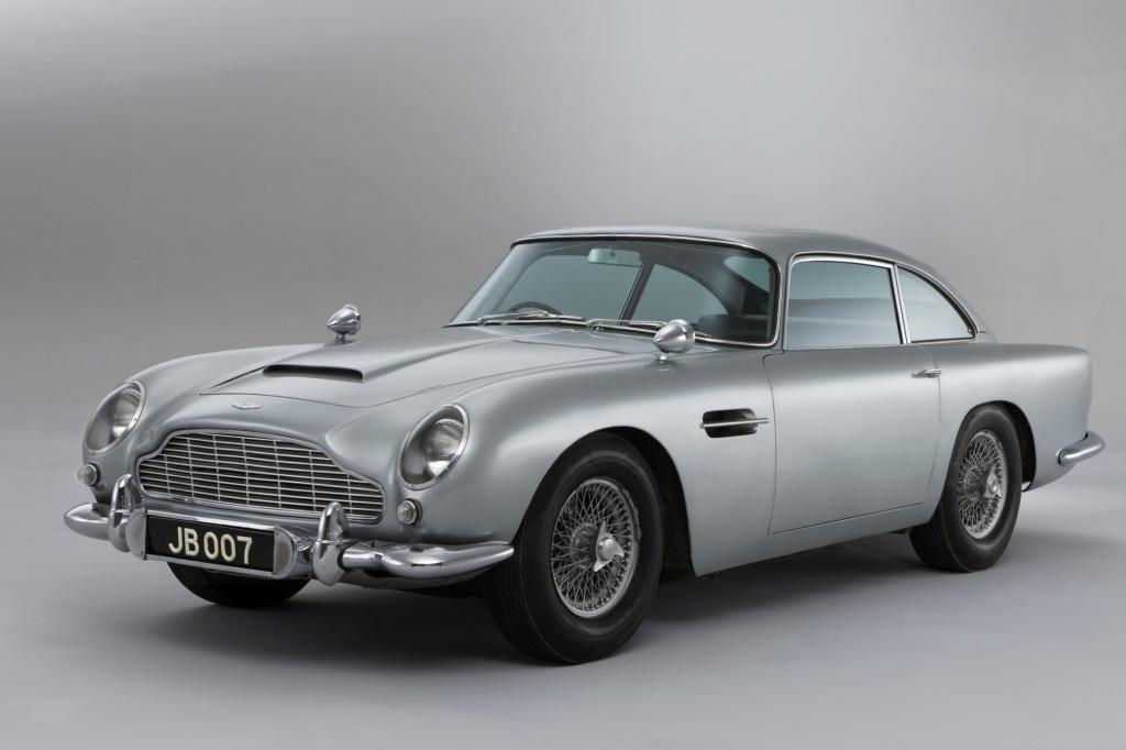 Aston Martin und Schloss Dyck Classic Days - Nicht gerührt und nicht geschüttelt