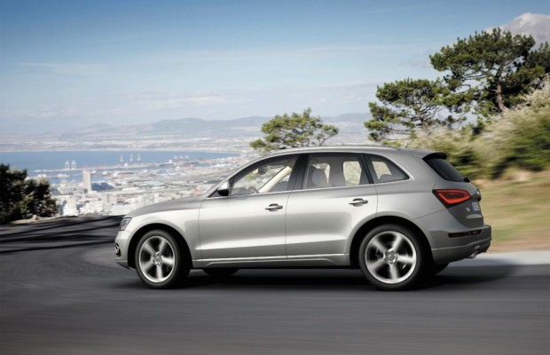 Audi Q5: Ab in die Werkstatt
