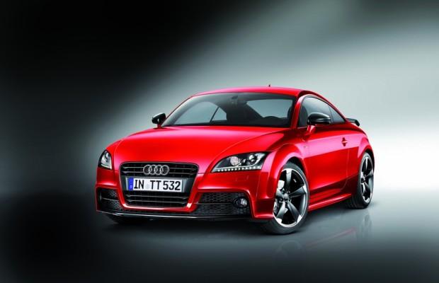Audi bringt Editionsmodell des TT Coupé S