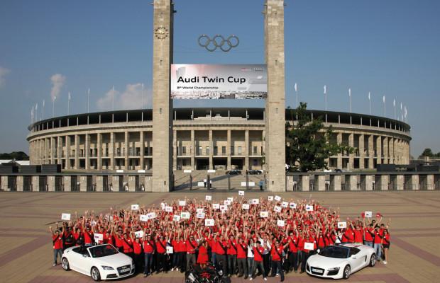 Audi kürte seine Service-Weltmeister