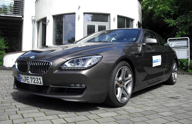 Auto im Alltag: BMW 6er Coupé