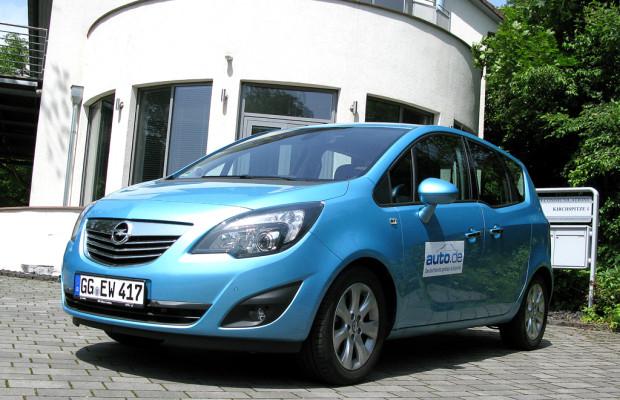 Auto im Alltag: Opel Meriva