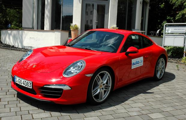 Auto im Alltag: Porsche 911