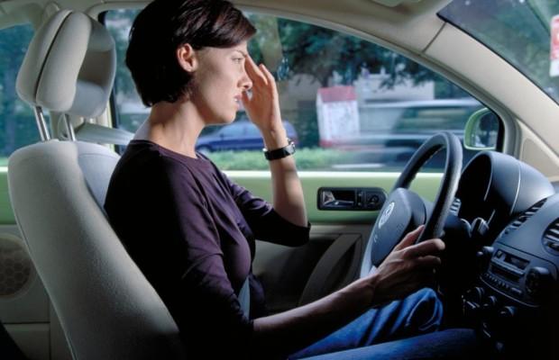 Autofahren: Mit Getränken und Pausen der Hitze trotzen