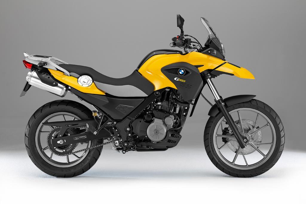 BMW-Motorräder - Sicherheit für Alle