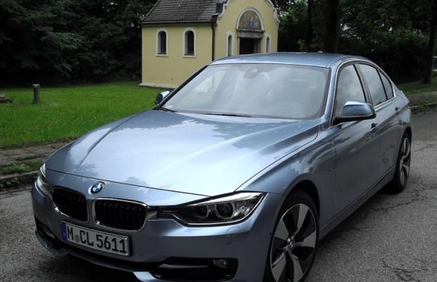 BMW setzt nun auch bei 3er-Limousine auf die aktive Kraft der zwei Herzen