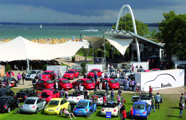 Beetle-Sunshinetour startet in Lübeck