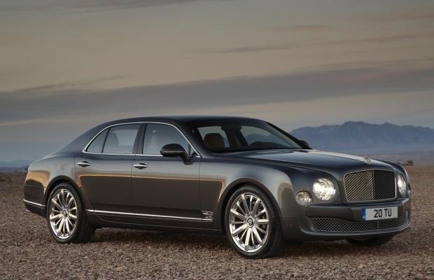 Bentley steigert Absatz um ein Drittel