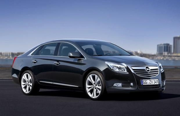 Bringt Opel wieder ein Oberklasse-Modell?
