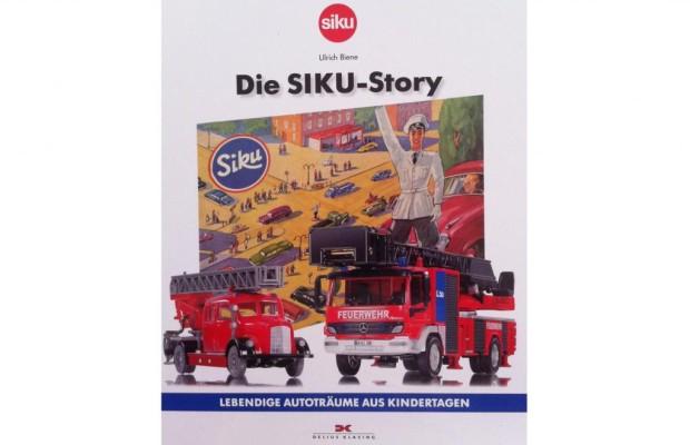Buchbesprechung: Die Siku-Story - Faszination Modellauto